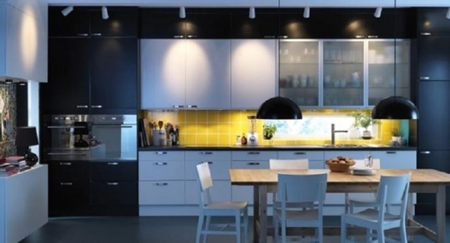 C mo iluminar una cocina mis lamparas online - Focos led cocina ...