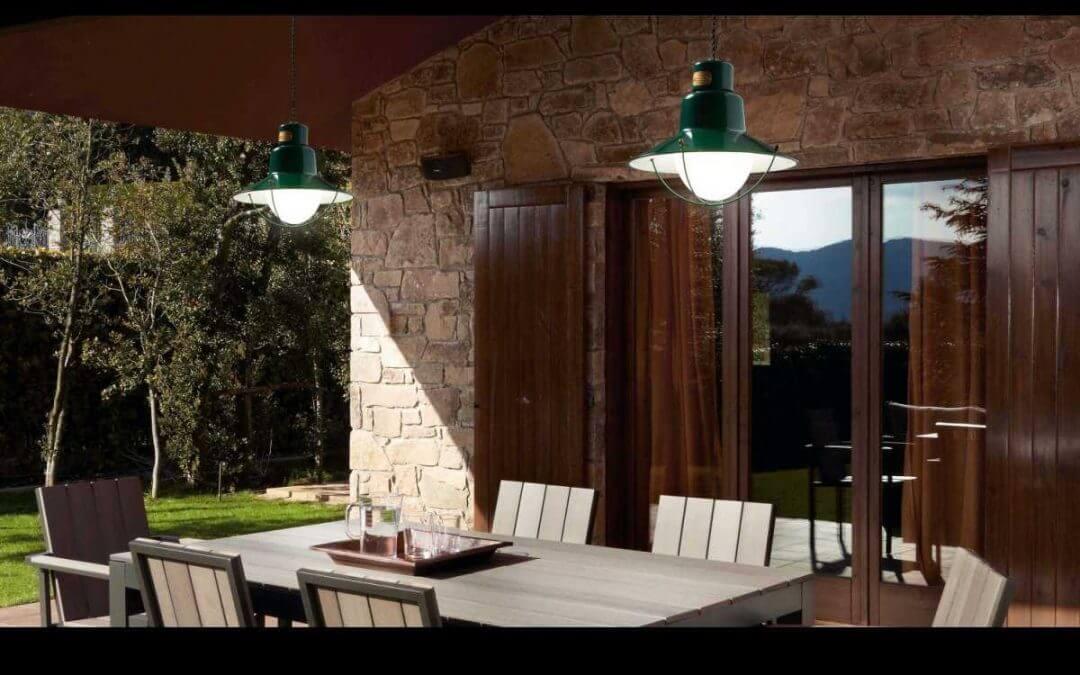 Como decorar una terraza exterior