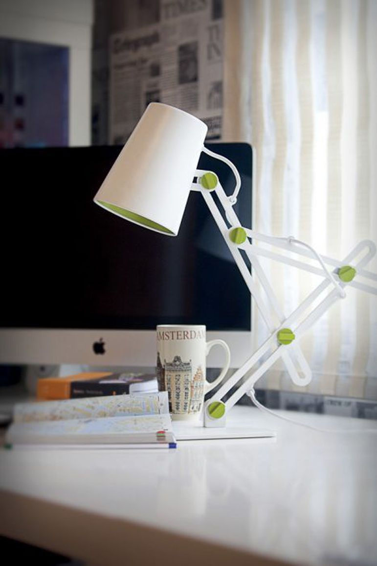 luminaria Looker casa mantra