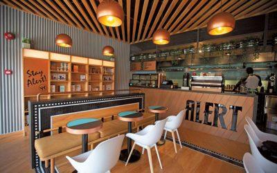 Las tres claves para iluminar un bar o restaurante.