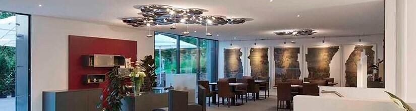 Plafones de techo diseñados para decorar tu estancia. Principales fabricantes