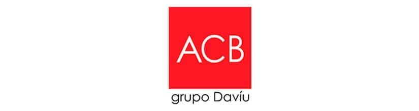 Lámparas DAVIU online. Iluminación ACB