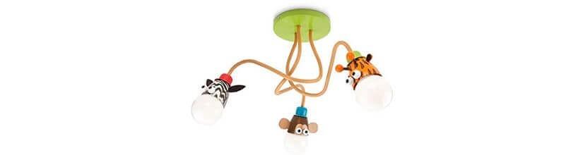 MEJORES PRECIOS. Lámparas infantiles para los peques.
